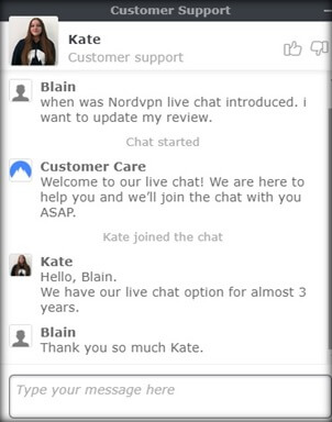 nordvpn-live-chat-support
