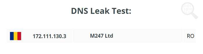 DNS-Leak-VPN4All