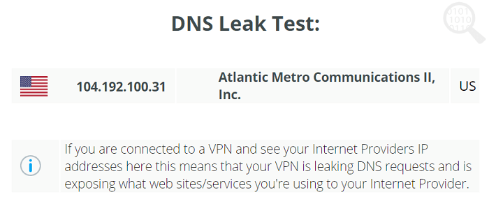 Urban-VPN-DNS-Test