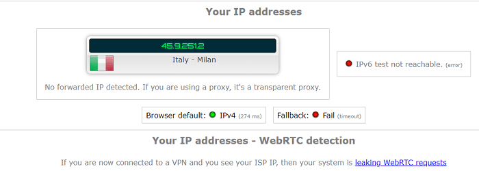 WebRTC-Leak-VPN-Monster