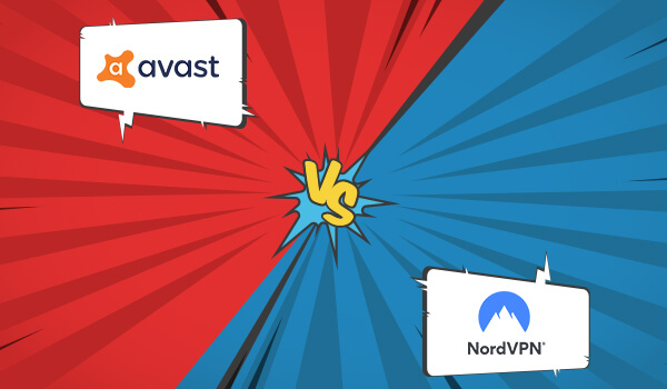 Avast VPN vs NordVPN