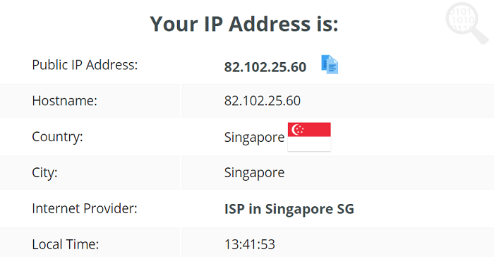 BTGuard-IP-Test
