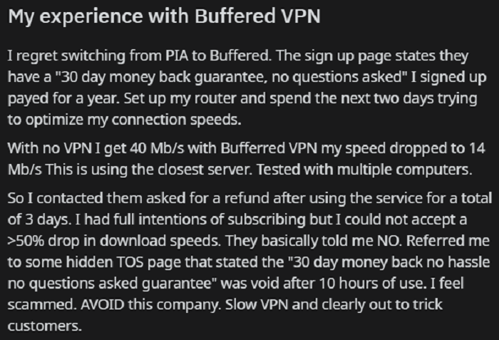 Buffered-VPN-reddit-review