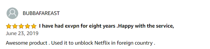 ExpressVPN-user-reviews-on-Amazon-Store