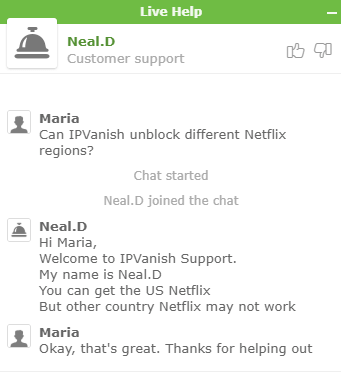 IPVanish-customer-support