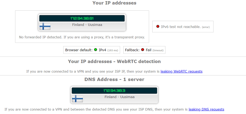 Ivacy-IP-Leak-and-DNS-Leak-Protection