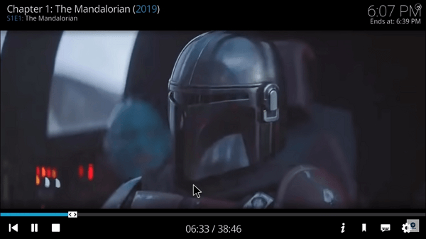 Mandalorian-on-Kodi