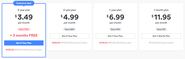 NordVPN Pricing Plans