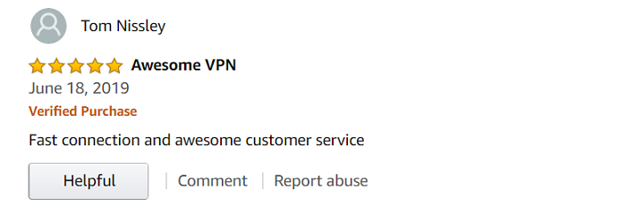 PrivateVPN-user-reviews-on-Amazon-Store-2