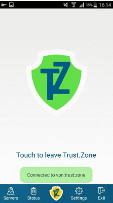 trust-zone-android-app