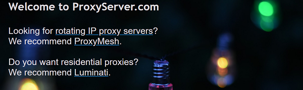 proxy-server-review