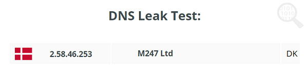 DNS-Leak-Test-of-IVPN