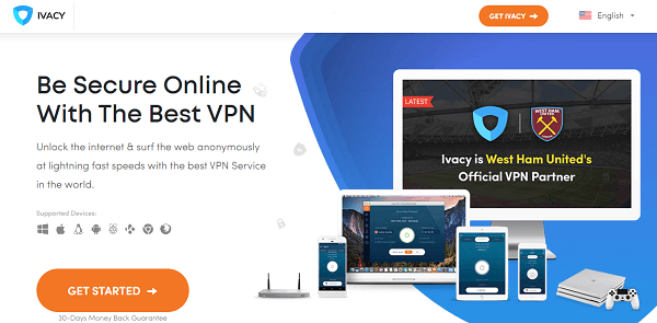 Ivacy-VPN-Kodi