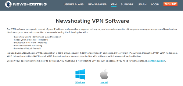 newshosting-vpn-review