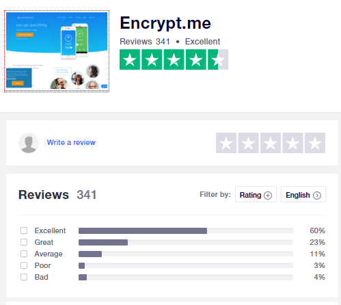 encrypt.me-trustpilot-rating-and-user-reviews