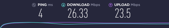 speed-test-result-of-30-mbps-connection