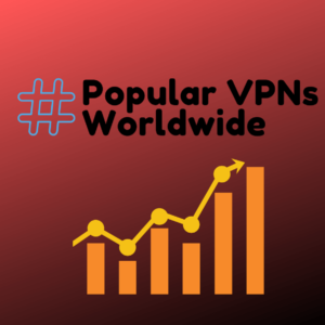 The Most Popular VPN Providers in the World