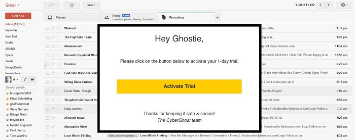 cyberghost-free-trial-activation-email
