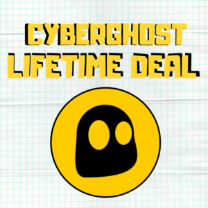 CyberGhost Lifetime Subscription Deal