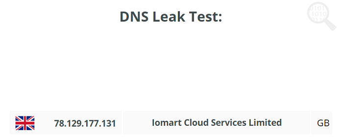 Astrill VPN DNS Leak Test