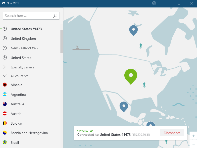 try-different-NordVPN-servers-to-fix-connection-issues