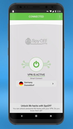 SpyOFF Android App