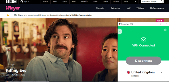 namecheap-vpn-not-working-with-bbc-iplayer