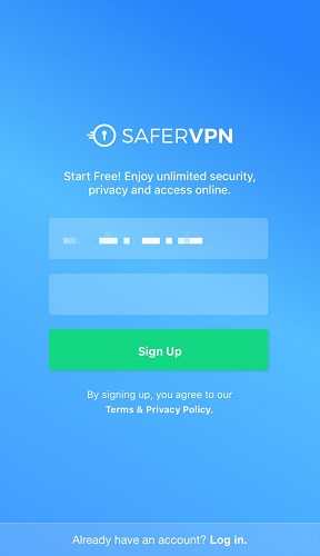 safervpn-free trial for-ios