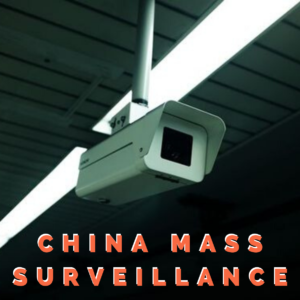China's ubiquitous surveillance – There's no where to hide!