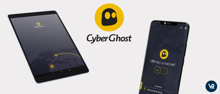 CyberGhost Perfect Android VPN for Private Browsing