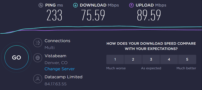 ProtonVPN-speed-test-result-USA-server