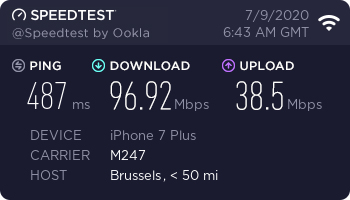 nordvpn-speed-test-result-brazil