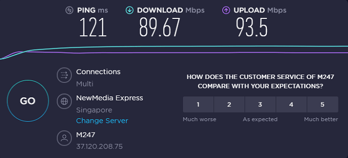 pia-vpn-speed-test-result-singapore
