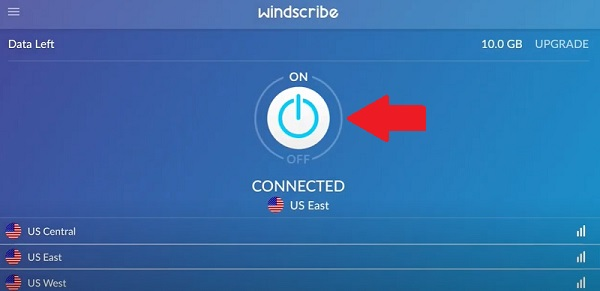 how to use windscribe on firestick 2