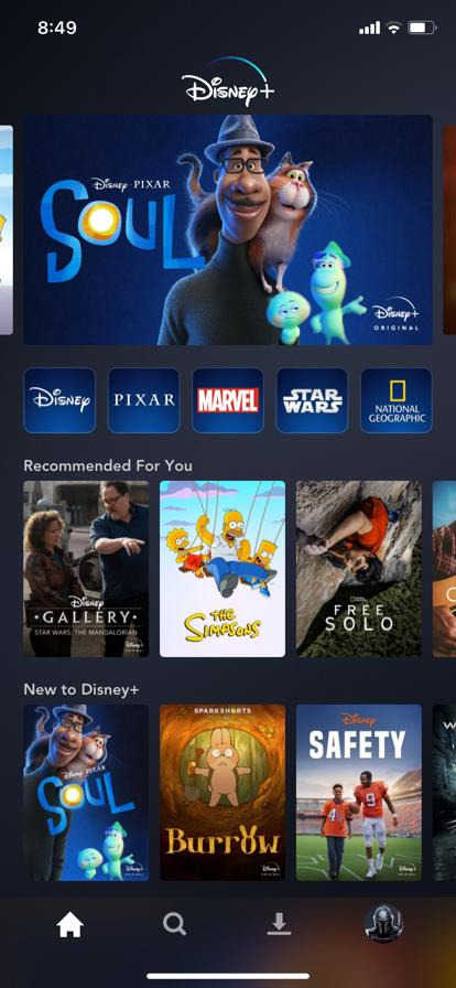 DisneyPlus-iPhone