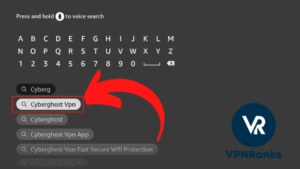 search-for-cyberghost-app