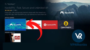 search-for-nordvpn