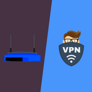 Does a VPN hide your Internet activity from the router?